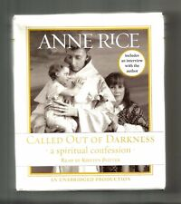 ANNE RICE Called Out of Darkness (2008, 6 CD) Unabridged: Spiritual Confession