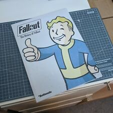The History of FALLOUT (book) 96 page guide to the series! Official, NEW, RARE!
