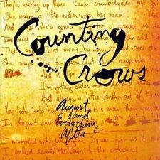 August and Everything After by Counting Crows (Vinyl, Dec-2012, Analogue Productions)