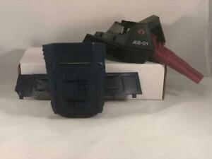 GI Joe Playset Terror Drome Fuel Platform 1986 MISSING FUEL HOSE TAB Part