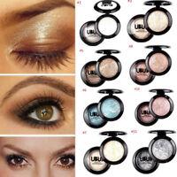 1Box Single Baked Eye Shadow Powder Palette Shimmer Metallic Eyeshadow Palette A