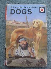 Vintage Ladybird Book 'Dogs' series 682 2'6 NET matt