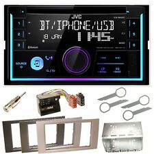 JVC KW-R930BT USB MP3 CD iPhone Einbauset für Ford Focus C-Max Fiesta Transit