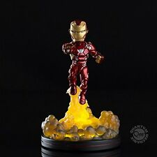 Captain America: Civil War Q-Fig FX Diorama Iron Man Quantum Mechanix
