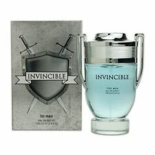 INVINCIBLE Sandora For Men Eau De Parfum 3.4 Oz Perfume Fragrance Cologne NEW