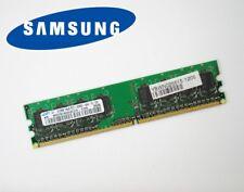 512MB Samsung DDR2 DDR II DIMM Arbeitsspeicher RAM PC2-4200U M378T6553CZ3-CD5