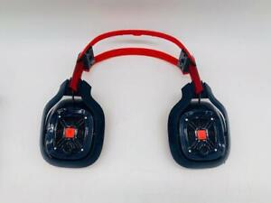 Astro a40tr TR Gaming Headset Replacement Headset Only Black White RED