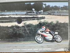 S0234-PHOTO- ROB BRON YAMAHA 250 CC ASSEN 1973 NO 29 CANON SHELL MOTO GP