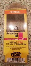 Oldham 376 Viper #1804Rab 1/8� Rabbiting Router Bit 1/4� Shank - New Old Stock