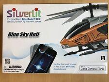 SILVERLIT Blue Sky Helikopter / Hubschrauber -  iPhone Steuerung - Neu!