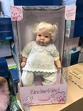 Götz Hildegard Günzel Puppe Vinyl Puppe 51 cm. Top Zustand