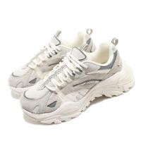 Fila Interation Beige Grey Men Women Unisex Casual Lifestyle Daddy Chunky Shoes