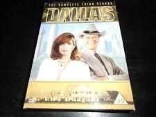 Dallas - The Complete Third Season Dvd