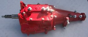 RECONDITIONED SAGINAW 4 SPEED GEARBOX GEAR BOX TO HK HT HG HOLDEN MONARO C/O 2