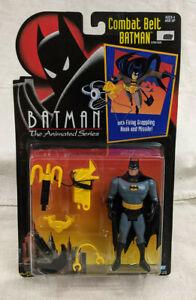Kenner Batman The Animated Series Combat Belt Batman Action Figure - Sealed