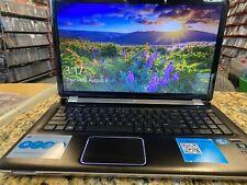 """HP DV7-6c95dx Basic Gaming Laptop, 17.3"""", 1TB HDD, i7-2670QM Quad-core, 8GB RAM."""