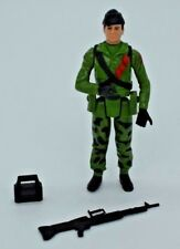 GI Joe Action Force Z Force SAPPER, VINTAGE 1980S, RED SHADOW