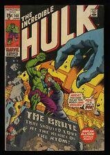 Incredible Hulk (1968) #140 VG 4.0 Marvel Comics 1st Jarella!