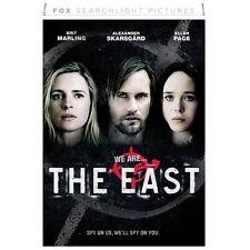 The East (DVD 2013) Ellen Page, Brit Marling, Alexander Skarsgard