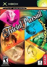 Trivial Pursuit Unhinged X-Box Atari Video Game - (New / Sealed)