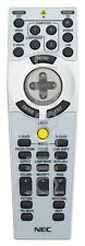NEC RD432E 7N900792 RD-432E Projector Remote Control w/Laser =7N900791