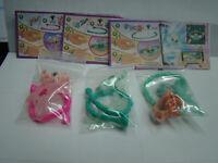 Ü Ei Flying Bracelets (Armbänder) VV141, VV244, VV281 Komplet mit 3 BPZ