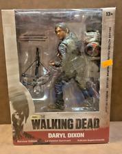 "AMC The Walking Dead Daryl Dixon Survivor Edition Deluxe 10"" Figure Series 7"