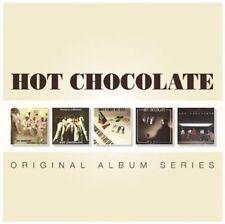 Hot Chocolate - Original Album Series 0825646361977 CD