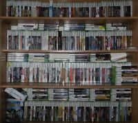 Xbox 360 Games Selection Microsoft Xbox 360