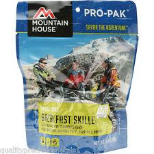 1 - Breakfast Skillet - Pro Pak - Mountain House Wrap -  Freeze Dried Food Pouch