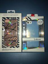 Lot Of 2pc Casemate Iridescent Case, Rebeccaminkoff Case for iPhone 7/8