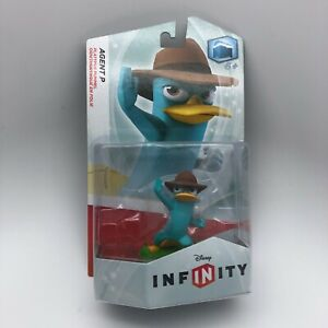 Disney Phineas and Ferb: Infinity Agent P , Signed by Swampy Marsh