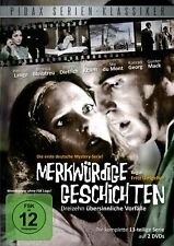 Merkwürdige Geschichten * DVD deutsche Mystery-Serie Pidax Serien Neu