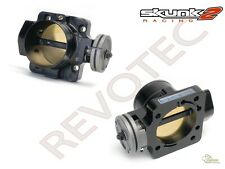 Skunk2 70mm Pro Black Throttle Body For Honda B D H F Series Engine