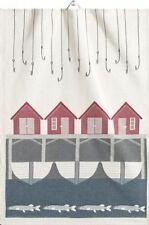 Ekelund Fiskelage Scandinavian Kitchen Towel, NEW