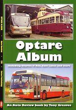 Book - Optare Album - Buses Charles Roe East Lancs Leyland AEC Ashok Leyland Daf