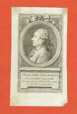 GG118-GRAVURE-18e-CHARLES PIERRE COLARDEAU-1732-1776