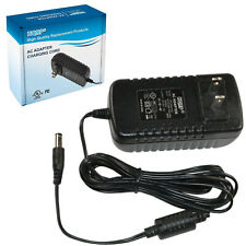 HQRP 12V AC Power Adapter for Uniden PRO340XL MYSTIC Portable CB Radio