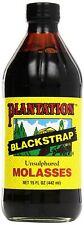 Plantation, Blackstrap Molasses, 15 oz(2 pack)