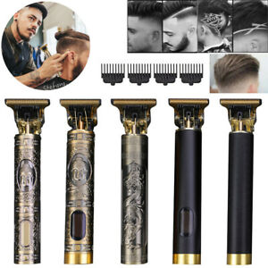 Electric Professional Mens Hair Clippers Shaver Trimmers Machine Cordless🔥Beard