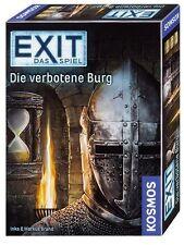 Kosmos 692872 - Exit - The Game - The Forbidden Castle, NIP