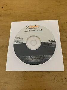 Roxio Creator DE 10.2 Installation Software CD (2008) Sonic Solutions