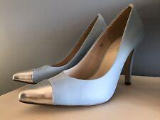 ISABELLA BROWN Stilleto Shoes Baby Blue Size 7.5