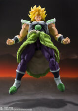 2019 BANDAI S.H.Figuarts Super Broly Figure Dragon Ball Z Movie Armored Broly