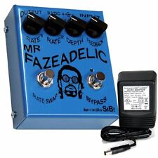 Sib Effects Fazeadelic Phase Shifter pedal w/ 9v power supply