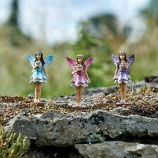 Smart Garden 3 Small Magnetic Woodland Flower Forest Fairy Fairies Figurines