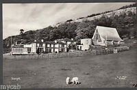 Postcard Scargill house near Kettlewell Yorkshire RP by Wood