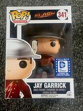Funko Pop! The Flash Jay Garrick 341. DC Leigion Of Collectors Exclusive rare