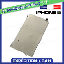 PLAQUE EN FER CARTER ECRAN LCD IPHONE 5 PLAQUE METALLIQUE SUPPORT
