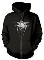 Darkthrone 'Transilvanian Hunger' Zip Up Hoodie - NEW & OFFICIAL!